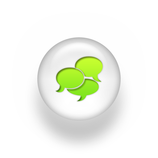 019700-lime-green-white-pearl-icon-symbols-shapes-comment-bubbles