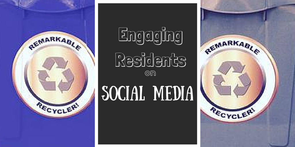Engaging Residents on Social Media