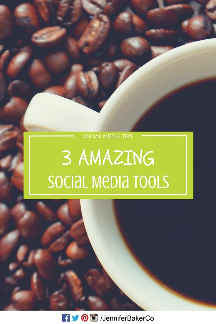 2016 - 3 amazing social media tools