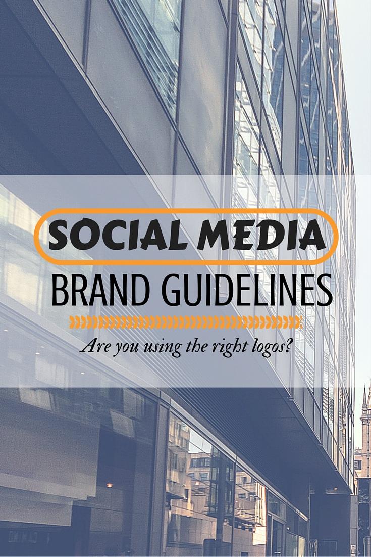 Social Media Brand Guidelines