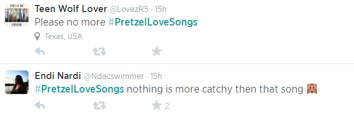 PretzelLoveSongs ScreenShot