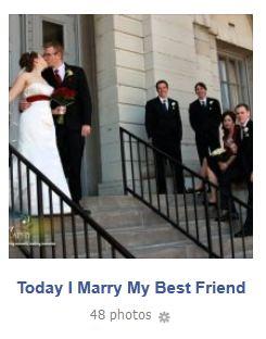 Wedding Photo Album Private