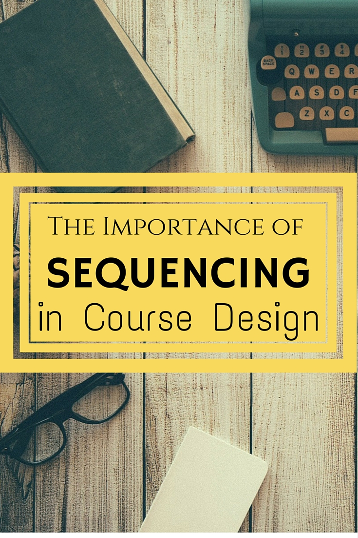 importance of sequencing (1)